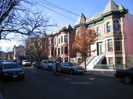 Historic Landmark - Brownstone Renovation