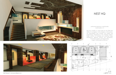 Nest HQ