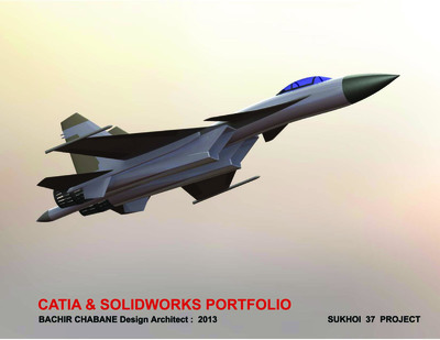 CATIA & SOLIDWorks Portfolio