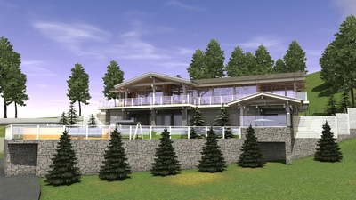 Vacation home in village Sotovo
