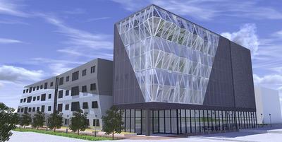 MCAD Graduate School Expansion