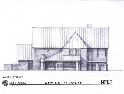 H2L2 (Feasibility Study) Muhlenberg College, New Hillel House, 2400 W Chew St Allentown, PA 18104,