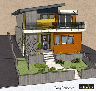Pong Residence