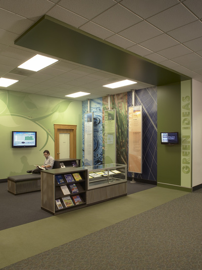 Milwaukee Public Library- Green Education Center