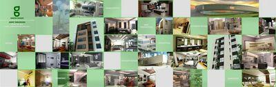 3D Visulization - Interior Design - Modelling