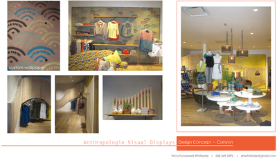 College Portfolio Sample Work 2009-2011