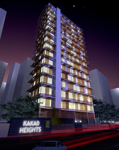 High End Residential Building