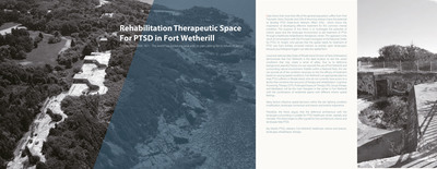 Rehabilitation Therapeutic Space for Veterans with Post-Traumatic Stress Disorder (PTSD)