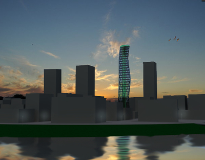 Urban Tower