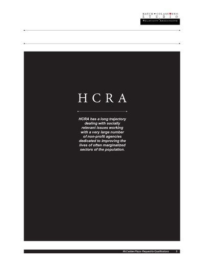 HC+RA Branding & Graphics
