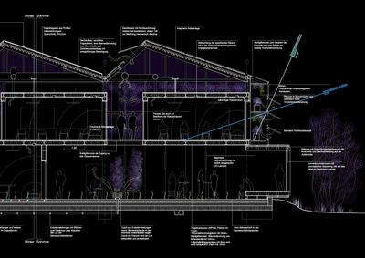 Erweiterung FOS/BOS Kaufbeuren school extension (Finalist)