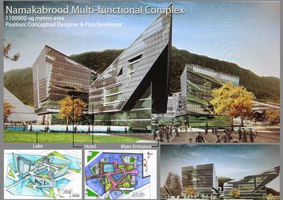 Namakabrood Multi-functional Complex