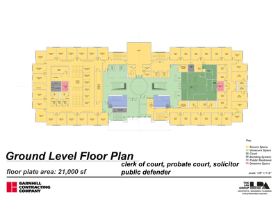 Sumter Judicial Center Proposal