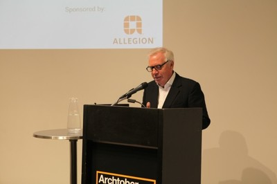David Chipperfield's Arthur Rosenblatt Memorial Lecture