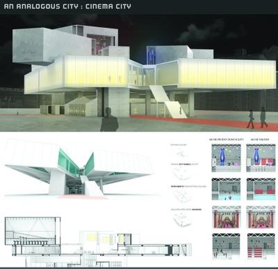 An Analogous City: Cinema City