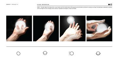GELO: Gestural Empathetic Light Object