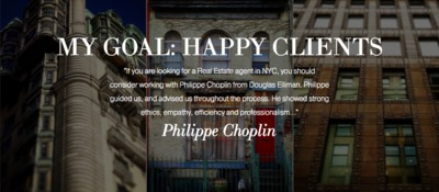 Philippe Choplin reviews real estate in Brooklyn and Manhattan, New York City