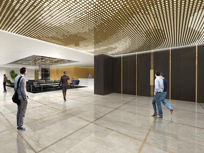 RTKL Project | Tennis Clubhouse, Kuwait