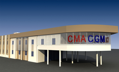 CMA CGM Transportation Co Dry Port