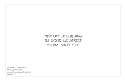 22 Goodhue Street