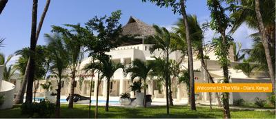 Hotel in Diani, Mombasa, Kenya