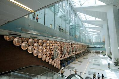 IGIA - Indira Gandhi International Airport