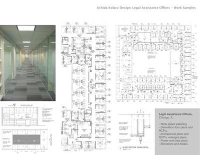 Legal Assistance Offices, Uchida Kolacz Design