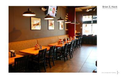 Bucu Burger Bar and Bakery