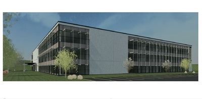 Educational Project-Office Building