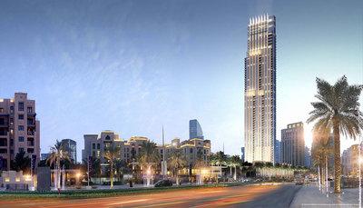 Dubai Vida Tower