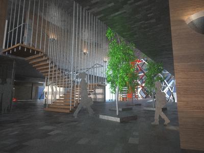 Parametric Vertical Water Tower