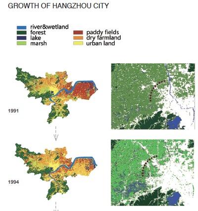 Urban Boundaries-GIS
