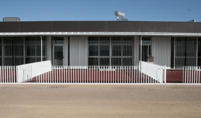 prefabricated primary school