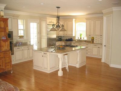 ryan residence custom kitchen