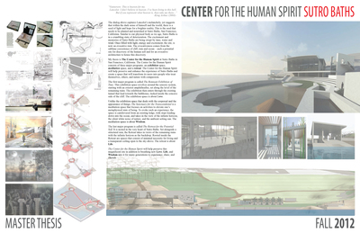 Center for the Human Spirit_Master Thesis