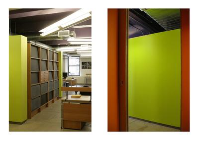 Architecture Office Interior