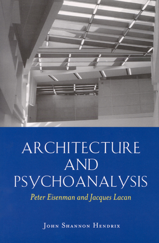 Architecture and Psychoanalysis