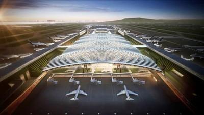 Taoyuan International Airport Terminal 3 project