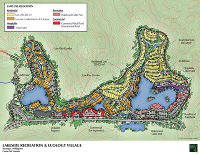 Costa del Hamilo: Lakeside Recreation & Ecology Village