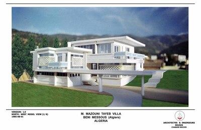 MAZOUNI TAYEB Villa.