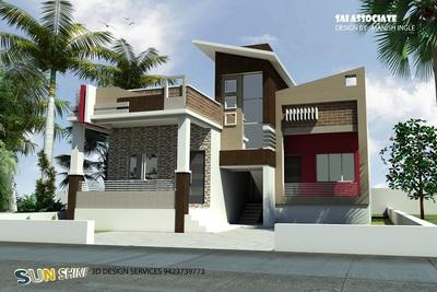Home design for Mr. Pravin Fanse