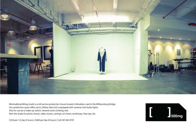 Studio Flyer