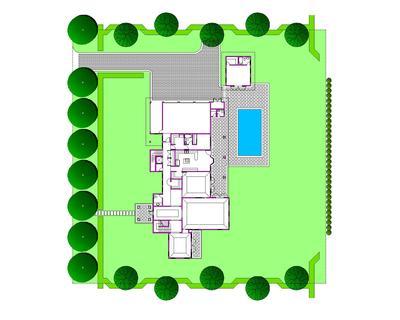 Dorado Country Estates Model Houses