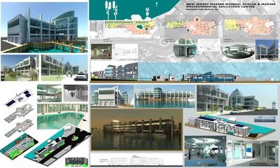 New Jersey Marine Mammal Rescue Center & Marine Environmental Education Center