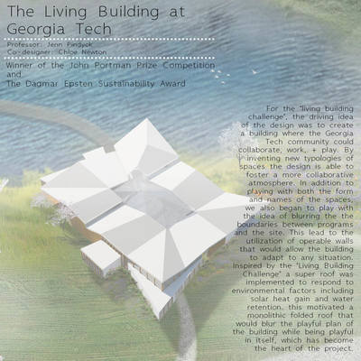 The Living Building Challenge at Georgia Tech
