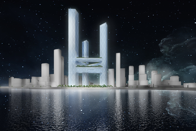 Blooming City: Shenzhen Bay Supercity Competition