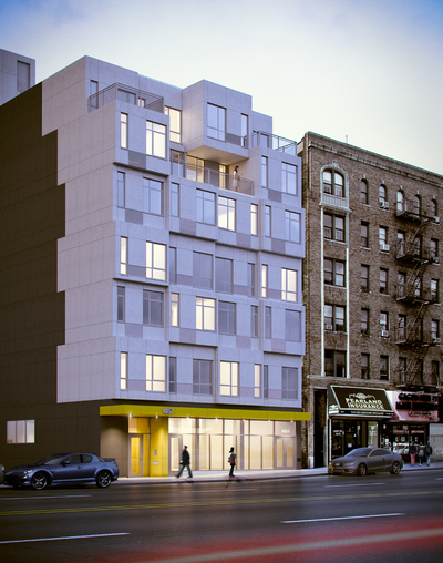 BROADWAY STACK [Architect-Led Design-Build by GLUCK+]
