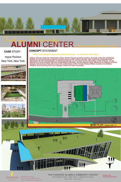 Tuskegee Alumni and Community Center Proposal