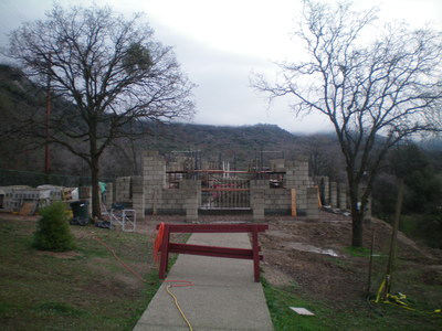  Cemetery Chapel Storage (Greek Orthodox Monastery Of The Theotokos The Life Giving Spring ).