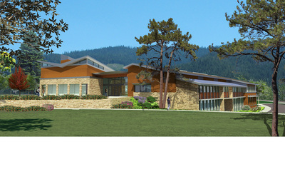 Feather River College - Campus Center